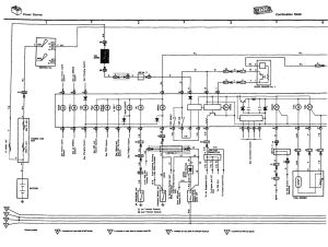 Wiring diagram for instrument cluster for 91 LS400  Club