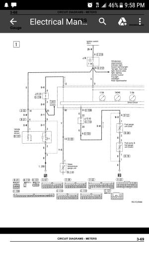 evo 9 cluster wiring diagram  EvolutionM  Mitsubishi