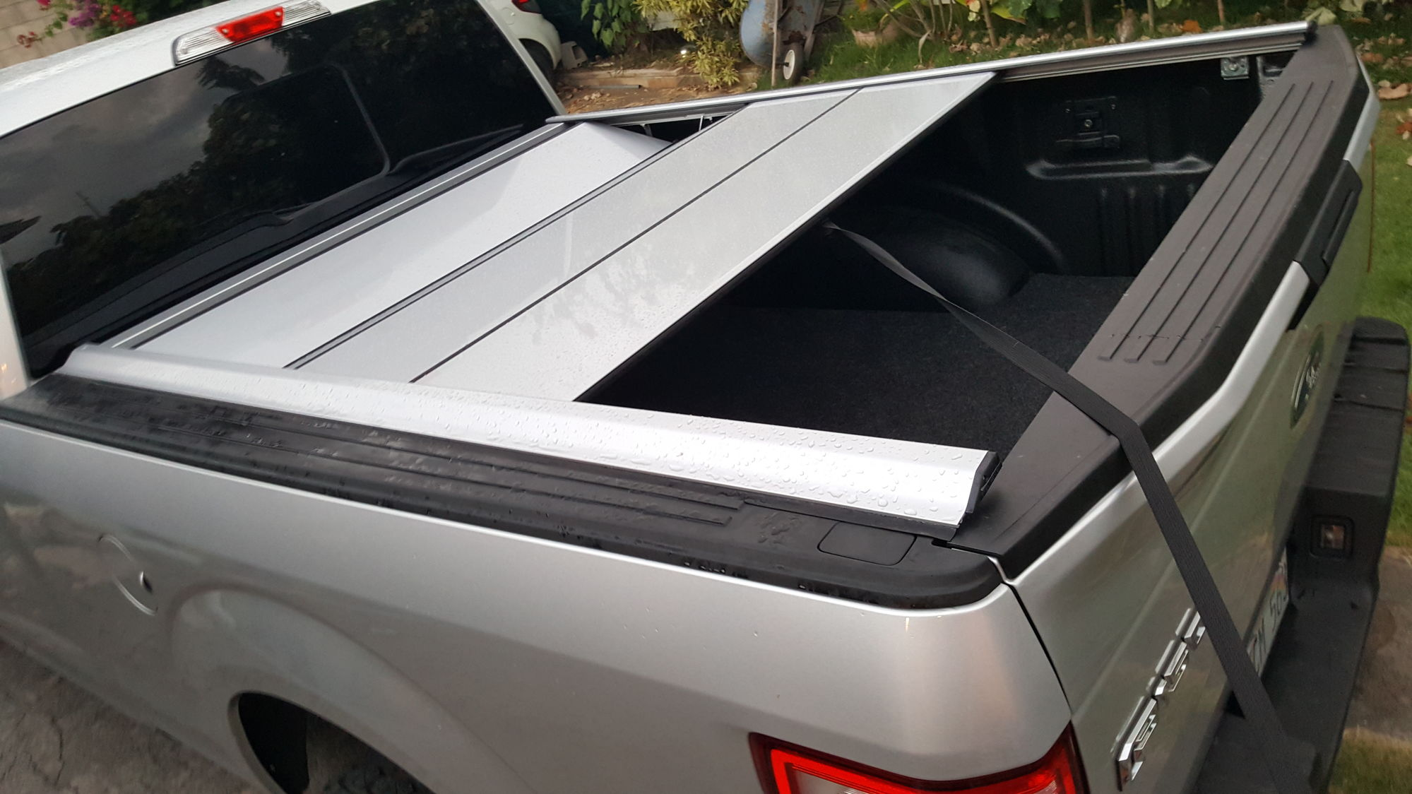 Peragon Truck Bed Cover Available For 2015 F 150 Page
