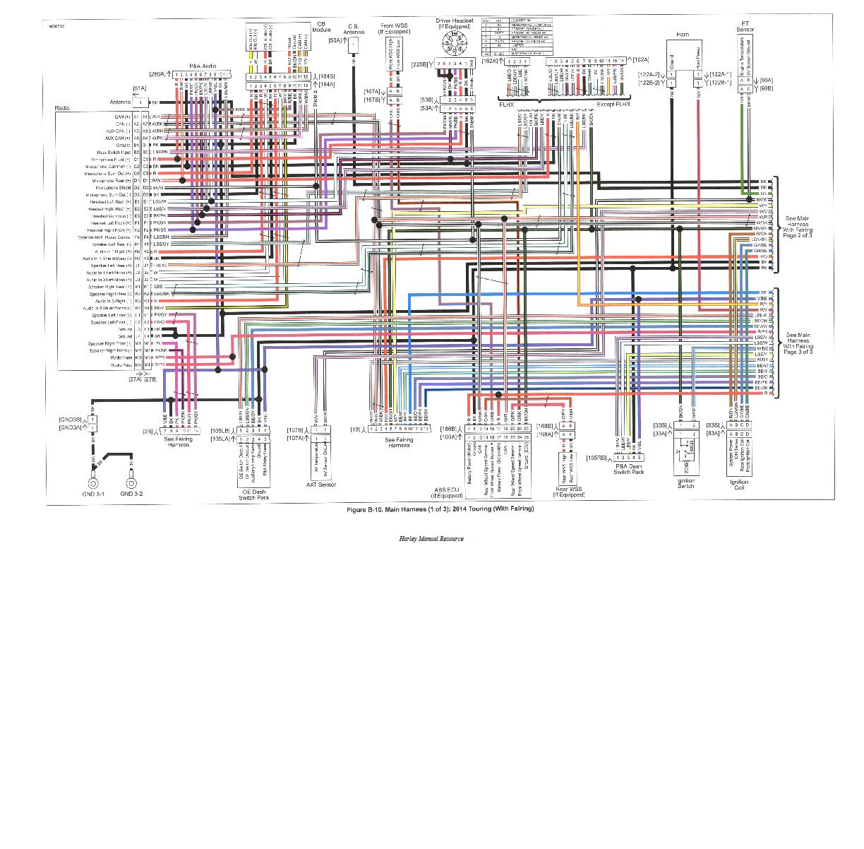 on harley davidson fxr wiring diagram 1993