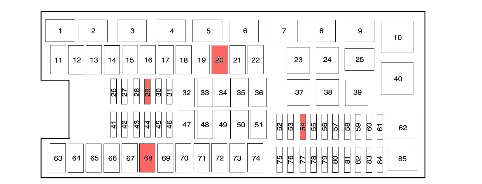 2000 daewoo leganza fuse box diagram mitsubishi montero
