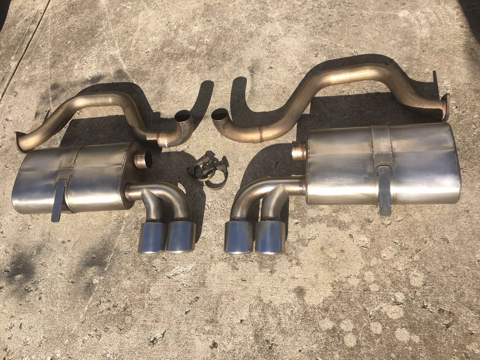 fs for sale used corsa sport exhaust