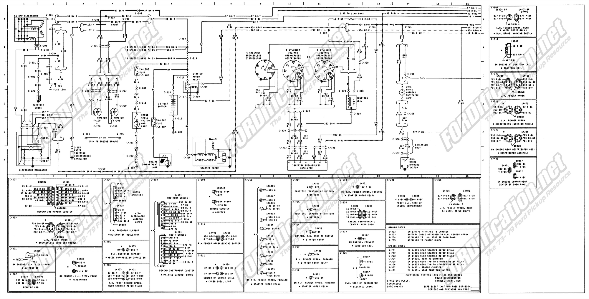 00 F150 Wiring Diagram