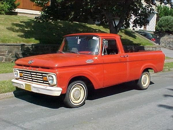 450 04 Ford Truck E Box