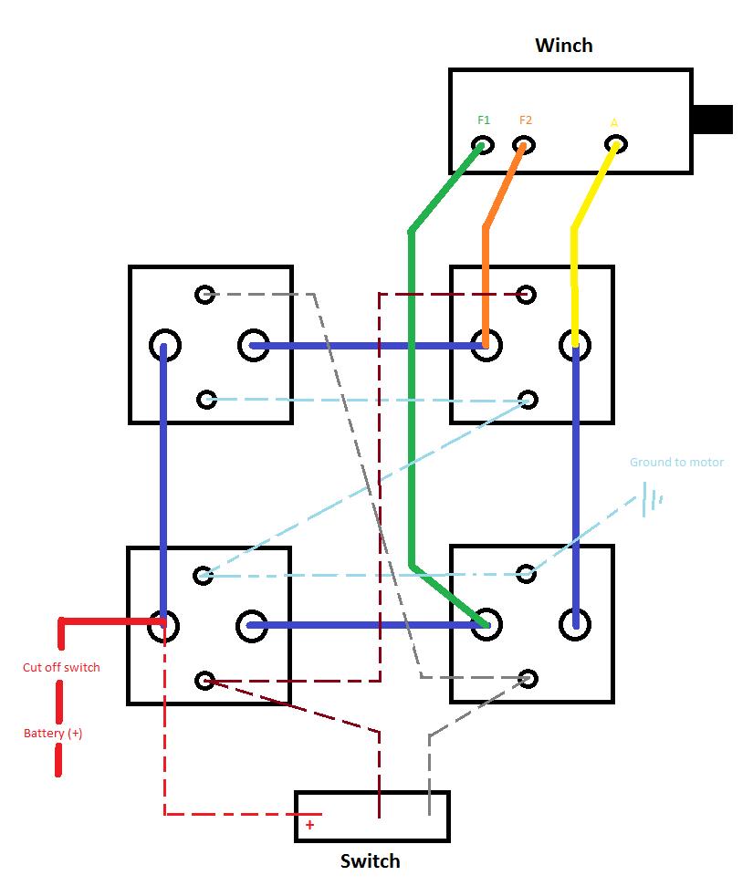 Warn Winch Solenoid Wiring Diagram Ramsey Rep8000 Rep 8000 Design Motor Impremedia Net Early