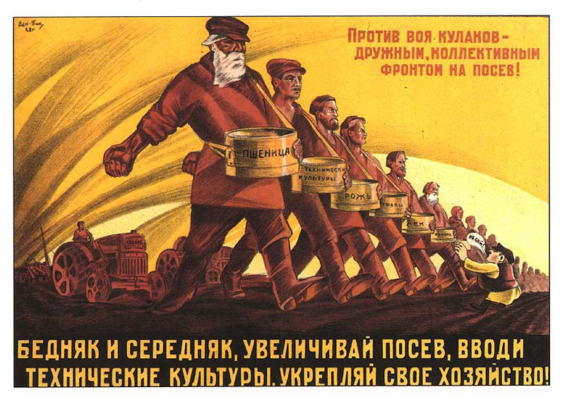 Image result for soviet collective farms