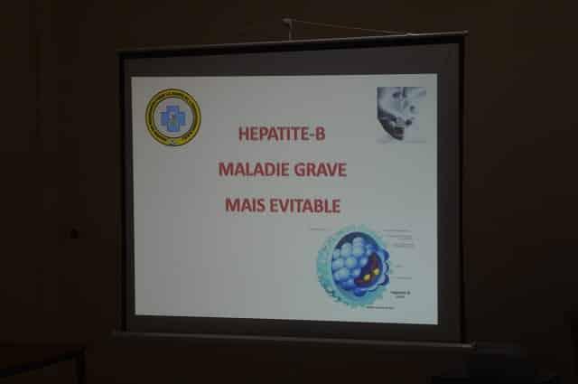 Conférence sur l'hépatite