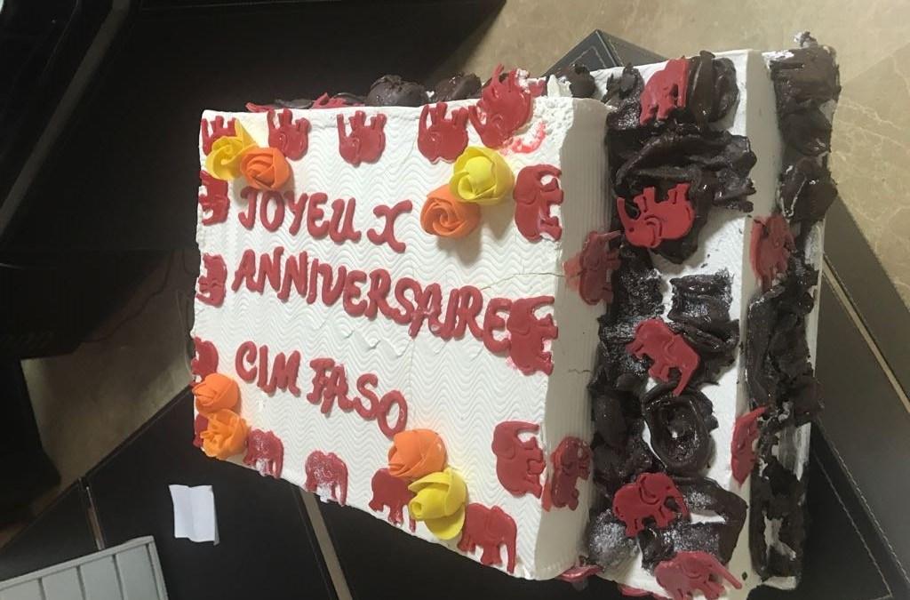 CIMFASO a deux ans, joyeux anniversaire