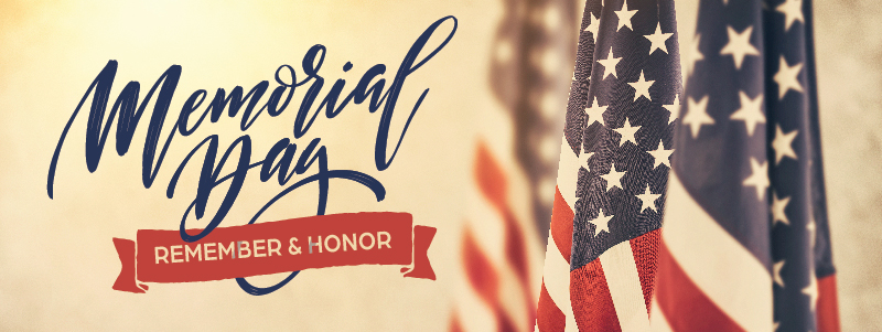 Remember and Honor.
