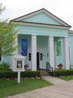 Mackinac Island Library