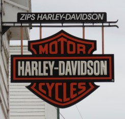 Zip's Harley Davidson
