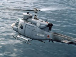 Italian Helicopter Takes Fire from Pirates
