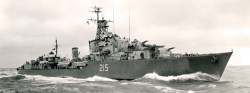 The Canadian Forces Naval Reserve