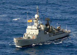 Descubierta-class frigate Elena (SPS