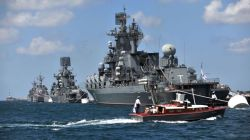 Maritime Warmongering: Russia's Black Sea Military Exercise