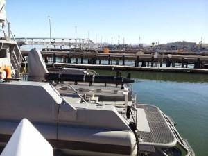 Kingfishing off the Coastal Command Boat