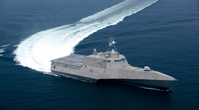 "China Signs 10-year Contract to ""Ignore"" LCS"