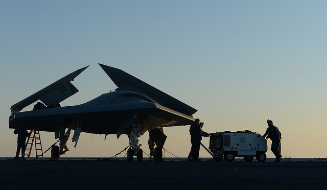 A New Kind of Drone War: UCAV vs UCLASS