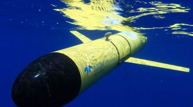 Autonomous Submarine Drones: Cheap, Endless Patrolling