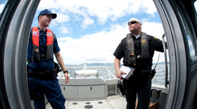 Border Control Behind the Scenes: Maritime Operational Threat Response Plan