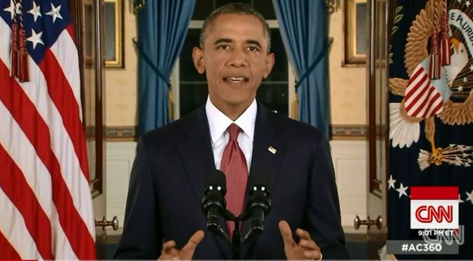 Assessing the President's ISIL Speech as Strategic Communication