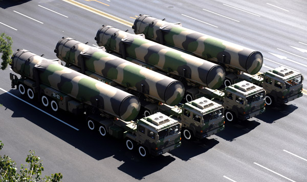 More Nukes Doesn't Always Mean Better Deterrence