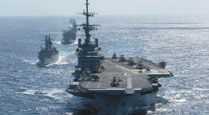 The Brazilian Navy: Green Water or Blue?