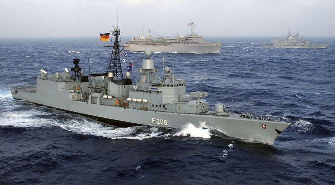 """The """"Cooperative Strategy"""" (CS-21/CS-21R): A View from Germany"""