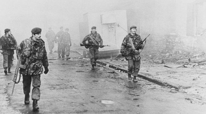 Falklands Series 2 – (Re-Run) Parachute Regiment