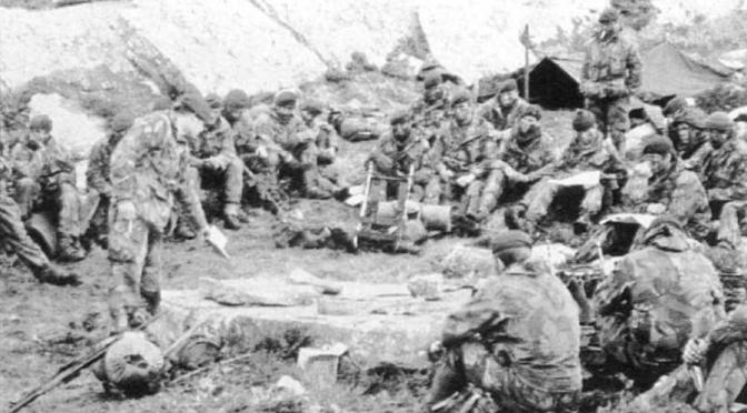 Falklands Series 3 – (Re-Run) 42 Commando