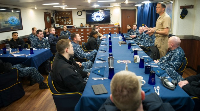 Naval Surface and Mine Warfighting Development Center:  The Human Element of Distributed Lethality