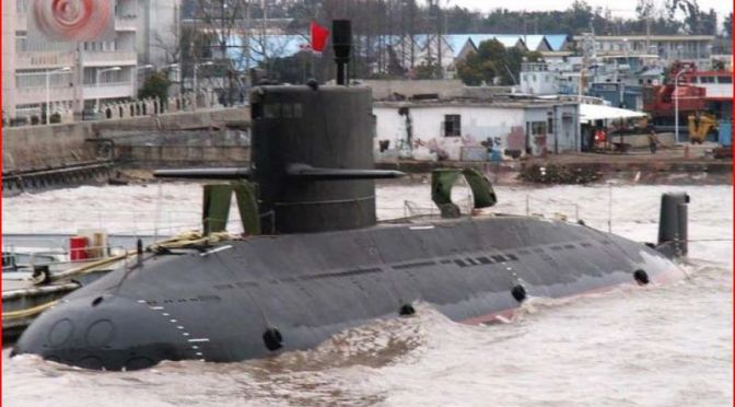 China's Yuan-class Submarine Visits Karachi: An Assessment