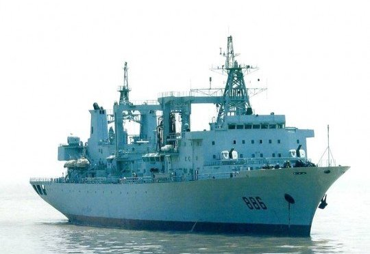 'Sea-based' PLA Navy may not need 'String of Pearls'