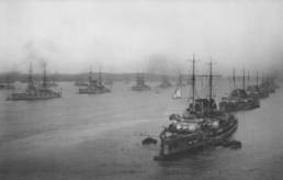 The Hohenzollern High Seas Fleet