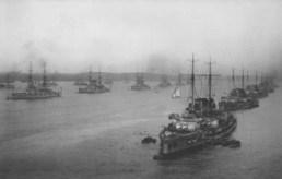 The Hohenzollern High Seas Fleet