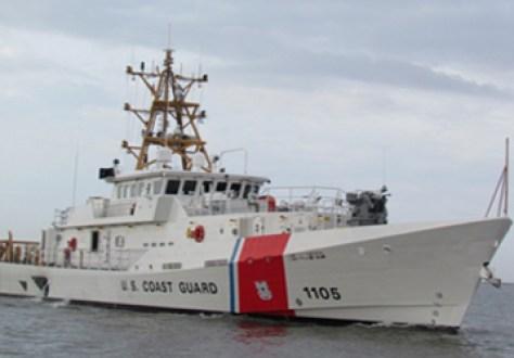 Webber Class WPC, USCGC Margaret Norvell