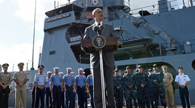 US Department of State Seeks to Clarify Meaning of China's 9-Dash Line Part 3