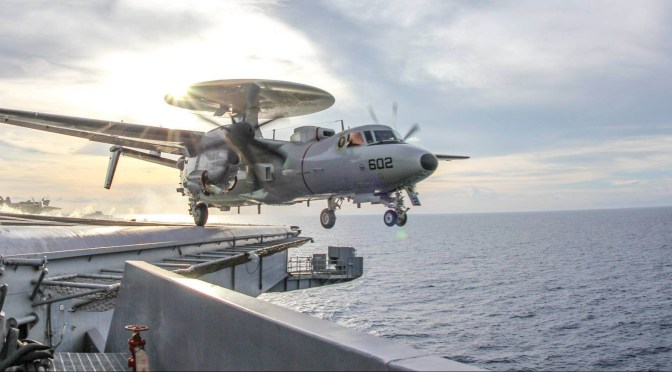 The Elephant in the Room: E-2D and Distributed Lethality