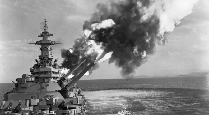 Sheppard of the Argonne: Alternative History Naval Battles of WWII