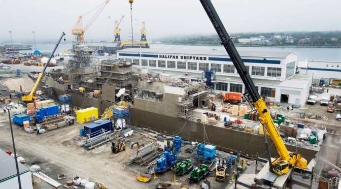 The National Shipbuilding Procurement Strategy: An Assessment