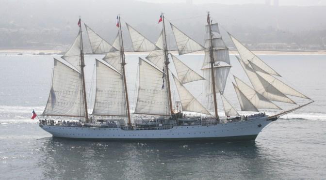 Latin America's Training Vessels