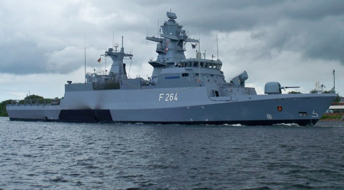 The Baltic Sea and Current German Naval Strategy