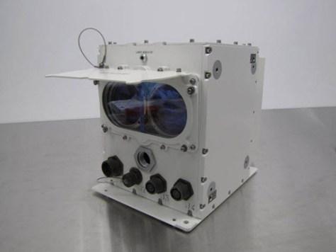 The TALON optical antenna Phase 2 design. (CHIPS Magazine)