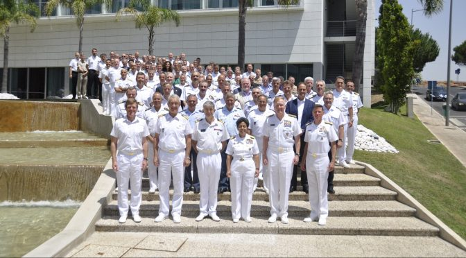 Lessons and Activities of the Maritime Expeditionary Operations Conference 2016