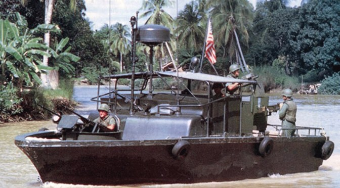 The Mobile Riverine Force as an Example for Riverine Ops in the 21st Century