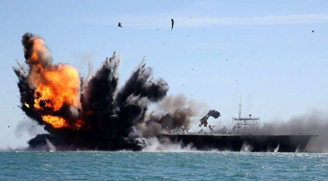 Counter Influence Activities to U.S. Posture in the Mediterranean and Persian Gulf