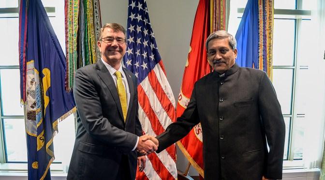 Indo-U.S. Logistics Agreement LEMOA: An Assessment