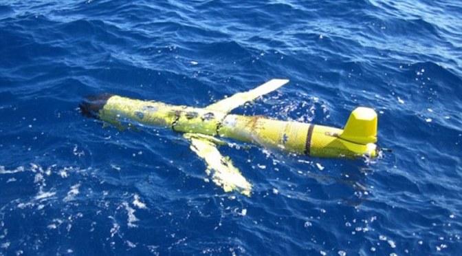 China Seizes U.S. Navy Underwater Drone