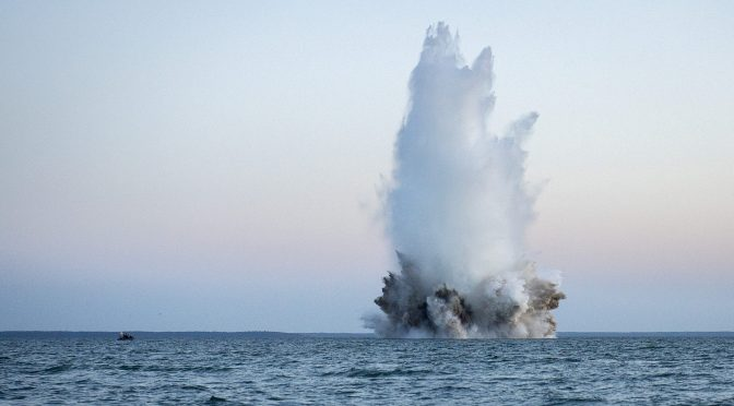 Naval Mines and Mining: Innovating in the Face of Benign Neglect
