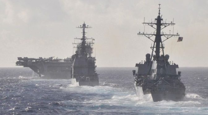 A Conversation with Naval Fiction Writer David Poyer, Author of Onslaught